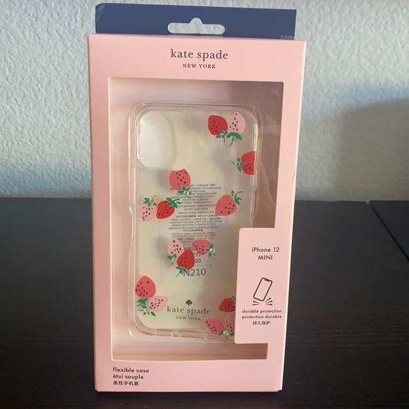Brand new Kate Spade iPhone 12 mini case
